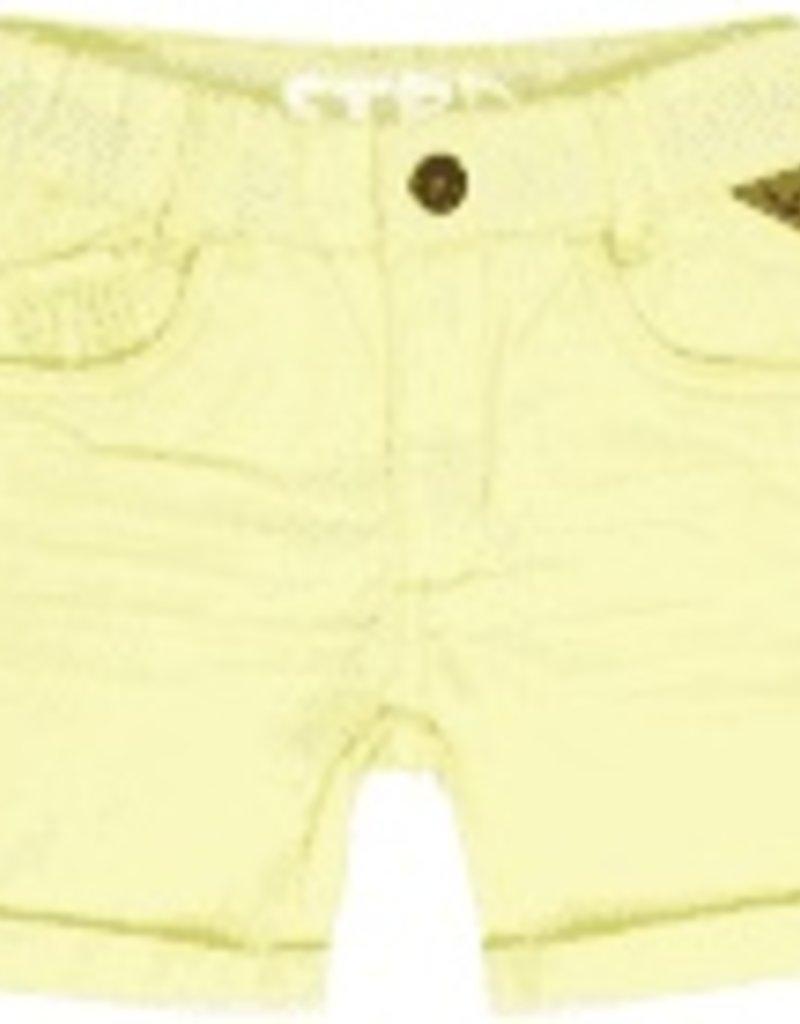 Sturdy Short uni - Geel
