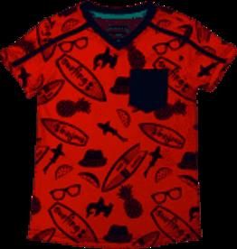 Legends 22 Shirt All over surfprint