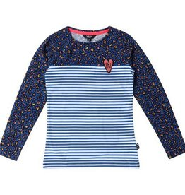 Little miss juliette Long-sleeve stripes