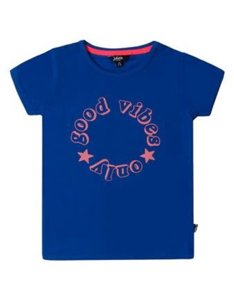 Little miss juliette Shirt Good Vibes Only