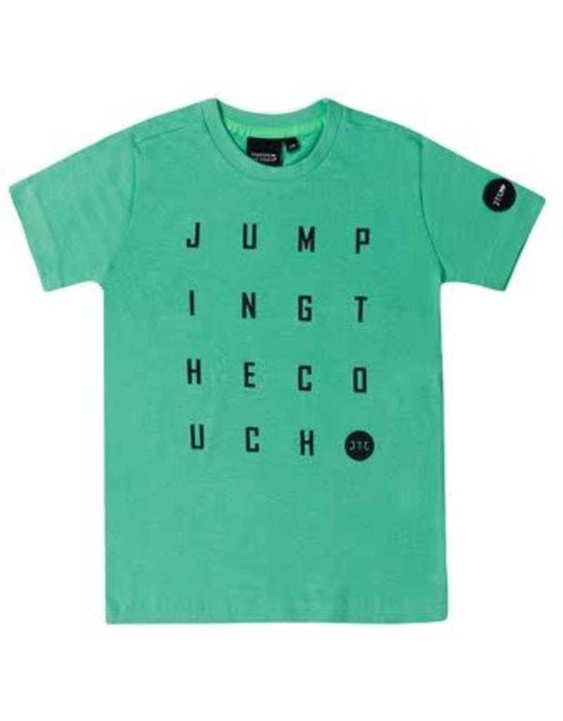 Jumping The Couch T-shirt JTC