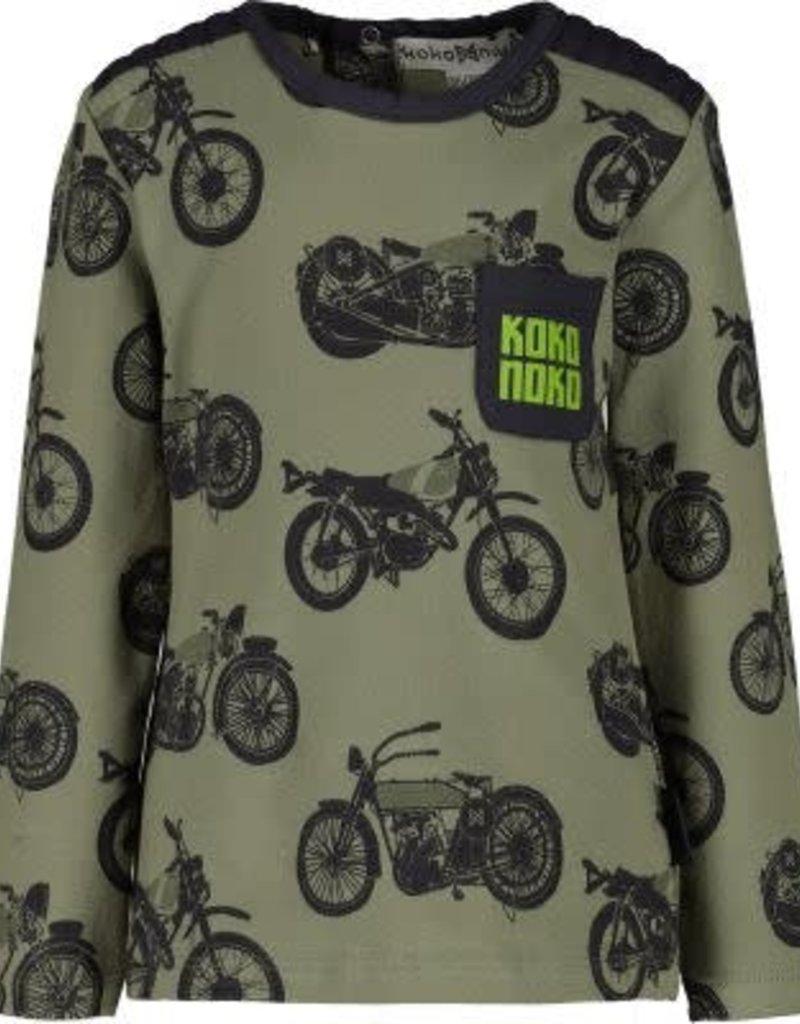 Koko Noko T-shirt Ls 37A-30848B