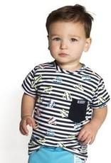 B. Nosy Baby boys bus shirt