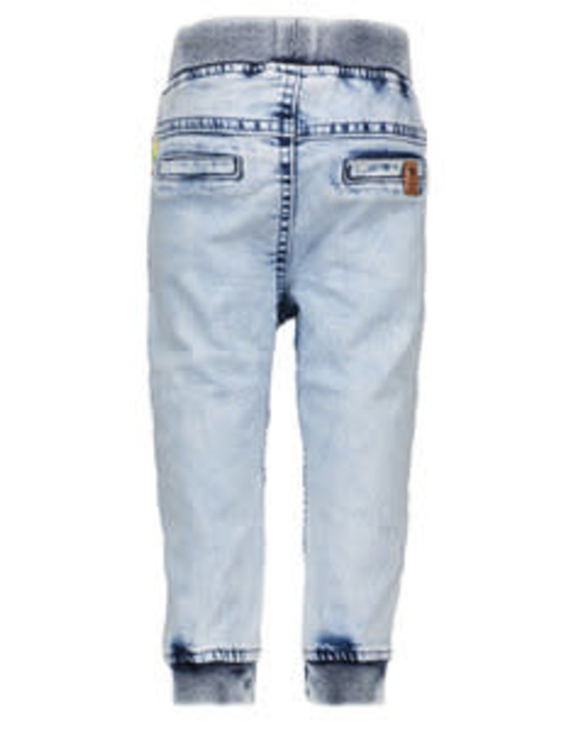 B. Nosy Baby boys denim pants with quilted knee part