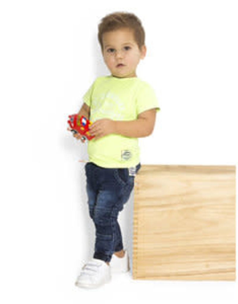B. Nosy Baby boys ss garment dye shirt