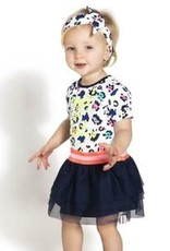 B. Nosy Baby girls dress with 3 layers netting