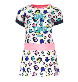 B. Nosy Baby girls dress with contrast sleeve/waistband