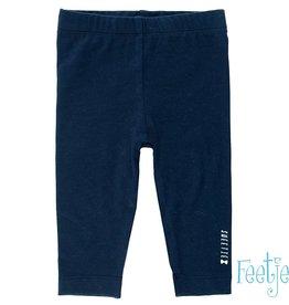 Feetje Legging uni Dots & Bows - Marine