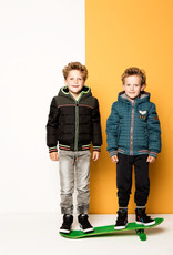 B. Nosy Boys small square jackets petrol blue