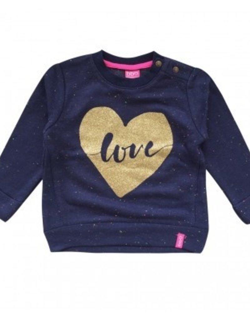 Beebielove Sweater Heart