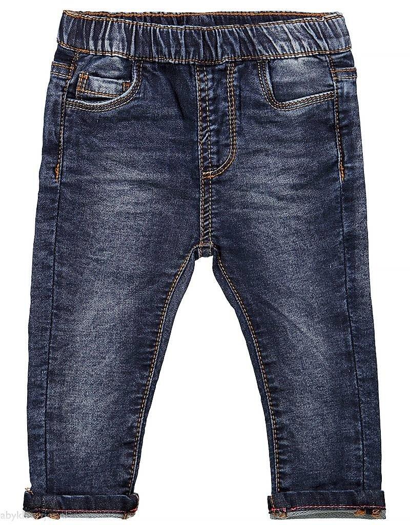 Born to be famous Pants Navy Jog Jeans