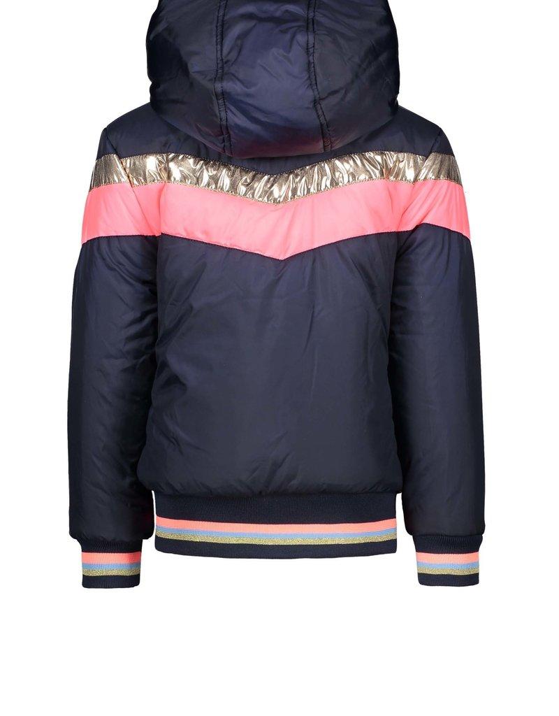 B. Nosy Girls reversible jacket with fur