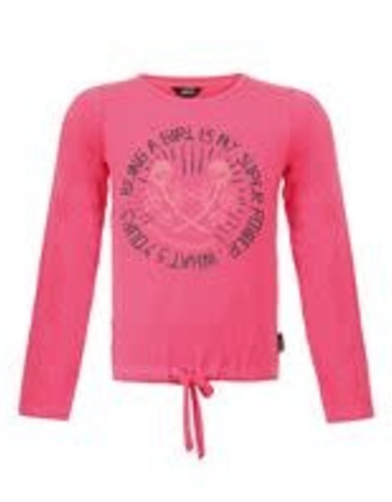 Little miss juliette Long sleeve Super Power