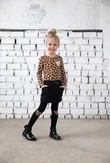 Jubel Maillot - Leopard lipstick