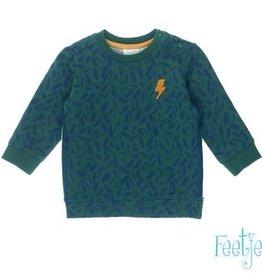 Feetje Sweater AOP - Boy Squad