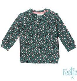 Feetje Sweater AOP - Wild At Heart