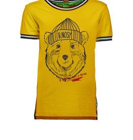 B. Nosy Boys ss shirt with bear print