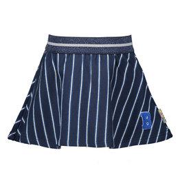 B. Nosy Girls skater skirt with vertical stripe, elastic waistband