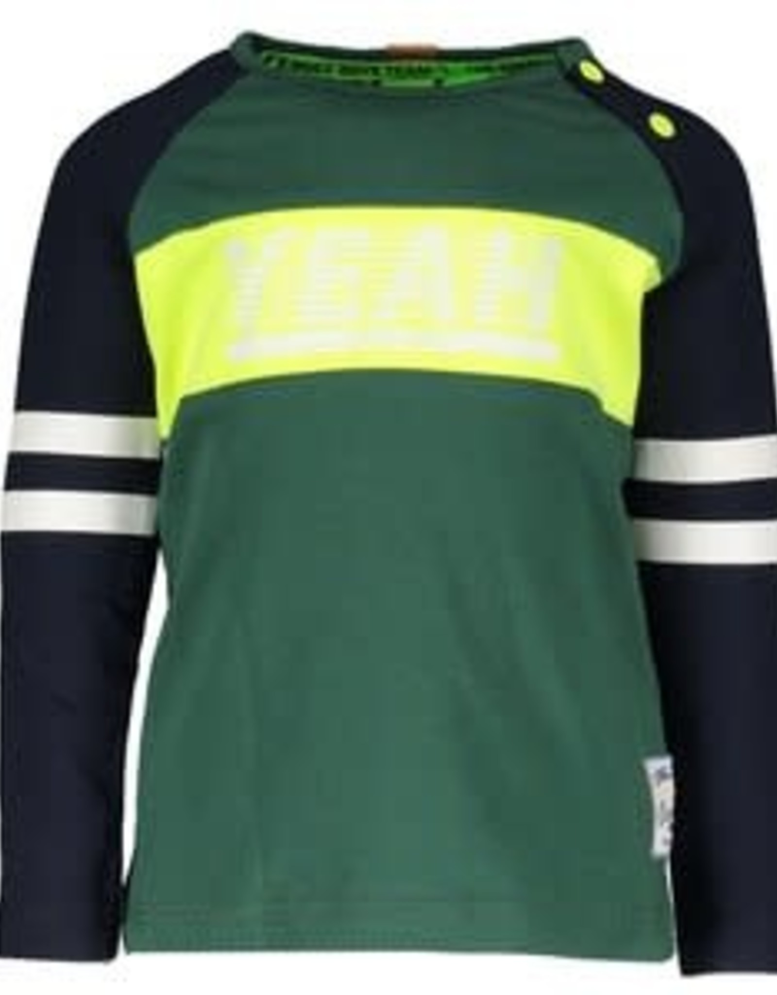 B. Nosy Baby boys raglan shirt with contrast piece at the front and back