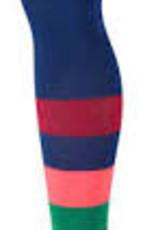 Kidz Art Girls tights block stripe