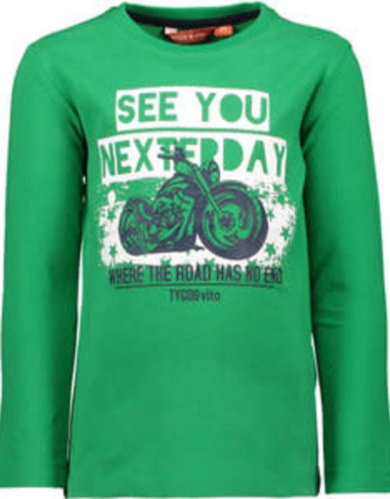 Tygo & Vito T&v  t-shirt LS SEE YOU NEXTERDAY
