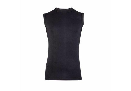 Beeren Heren Mouwloos Comfort Feeling Hemd Zwart