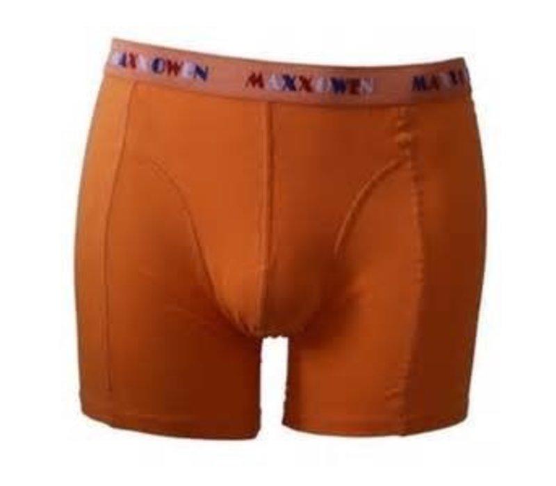 heren boxershort oranje