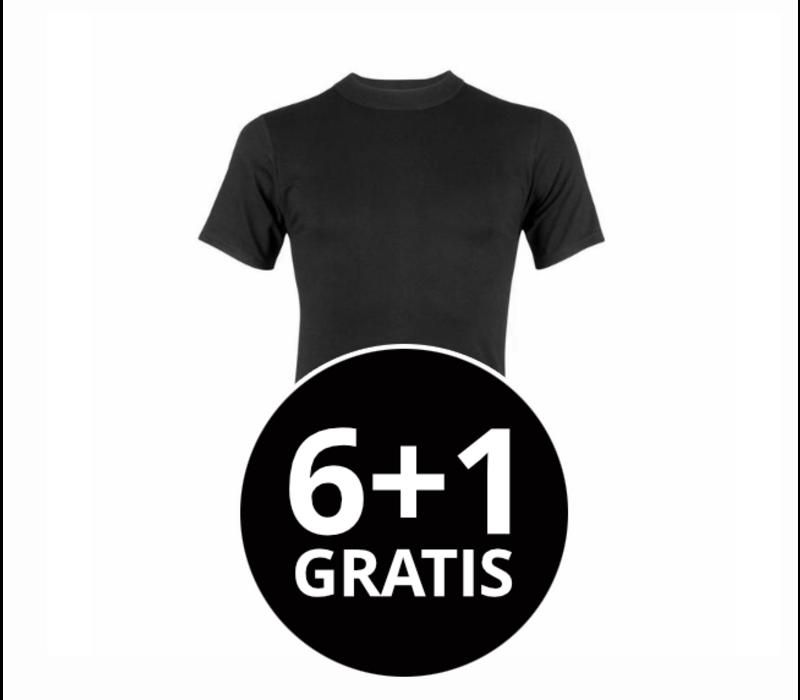 Beeren Heren Comfort Feeling T-Shirt Zwart voordeelpack
