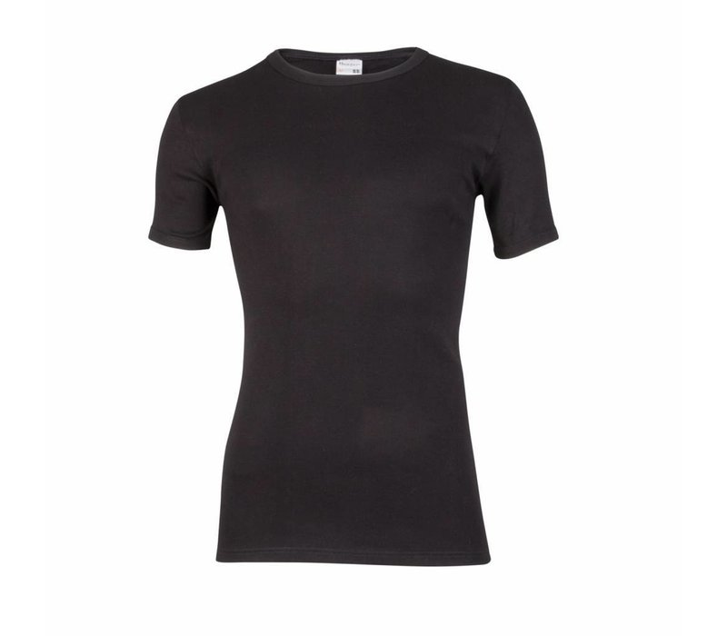Beeren Heren T-Shirt M3000 Zwart Mega voordeelpack