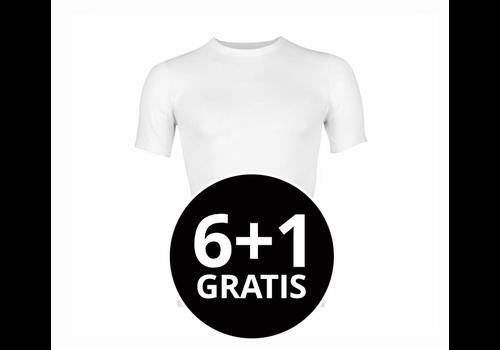 Beeren Heren Young T-Shirt Wit voordeelpack