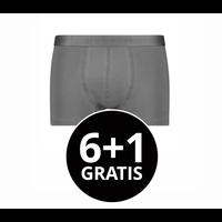 Beeren Heren Boxershort Rolf Grijs Voordeelpack