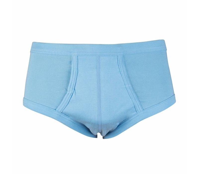 Beeren Heren Slip Met Gulp Blauw M3000 voordeelpack