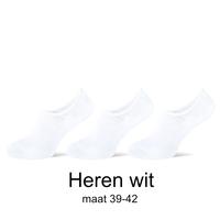 Invisible sneaker sokken 3-pack
