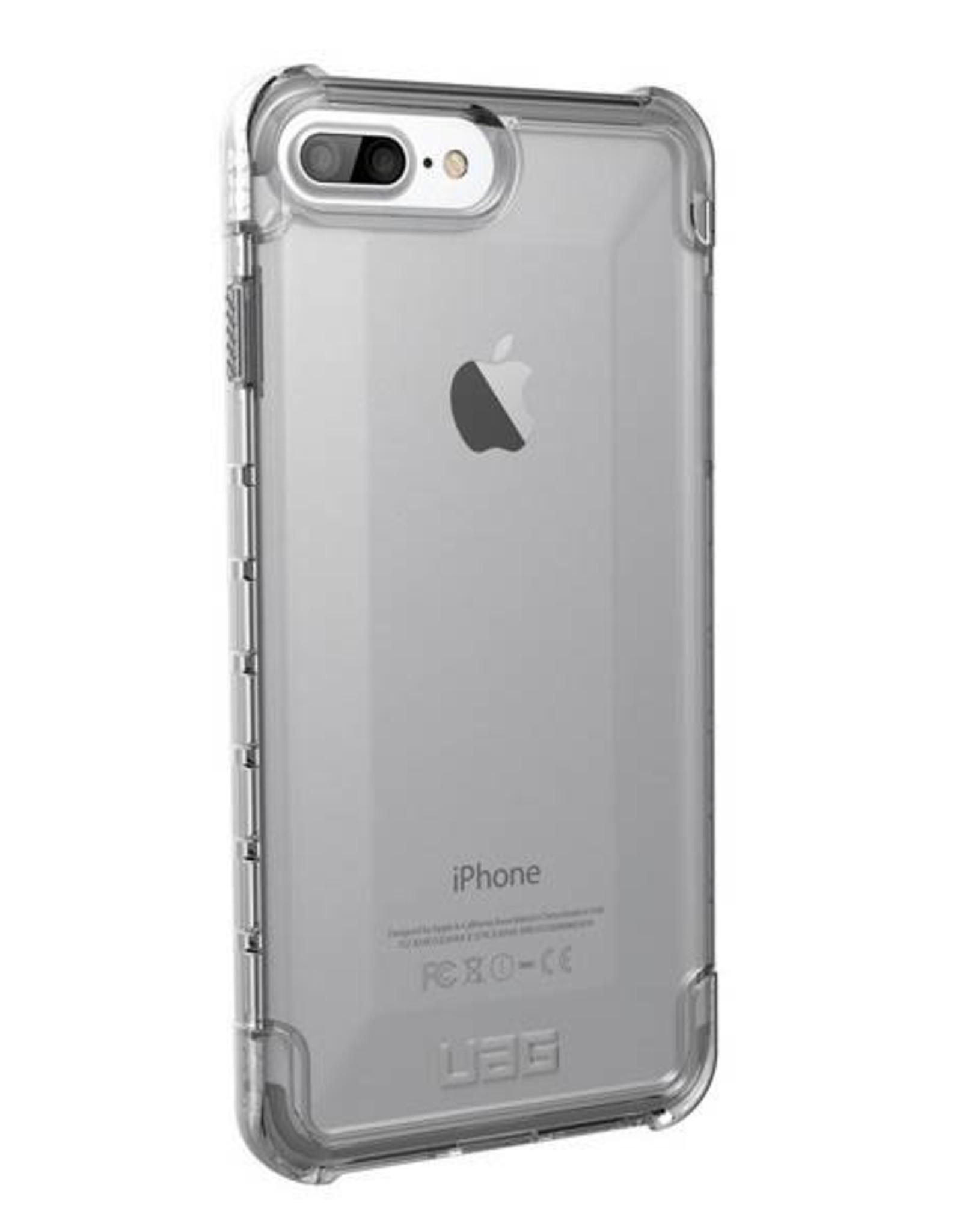 UAG UAG Hard Case iPhone 8/7/6S Plus Plyo Ice Clear