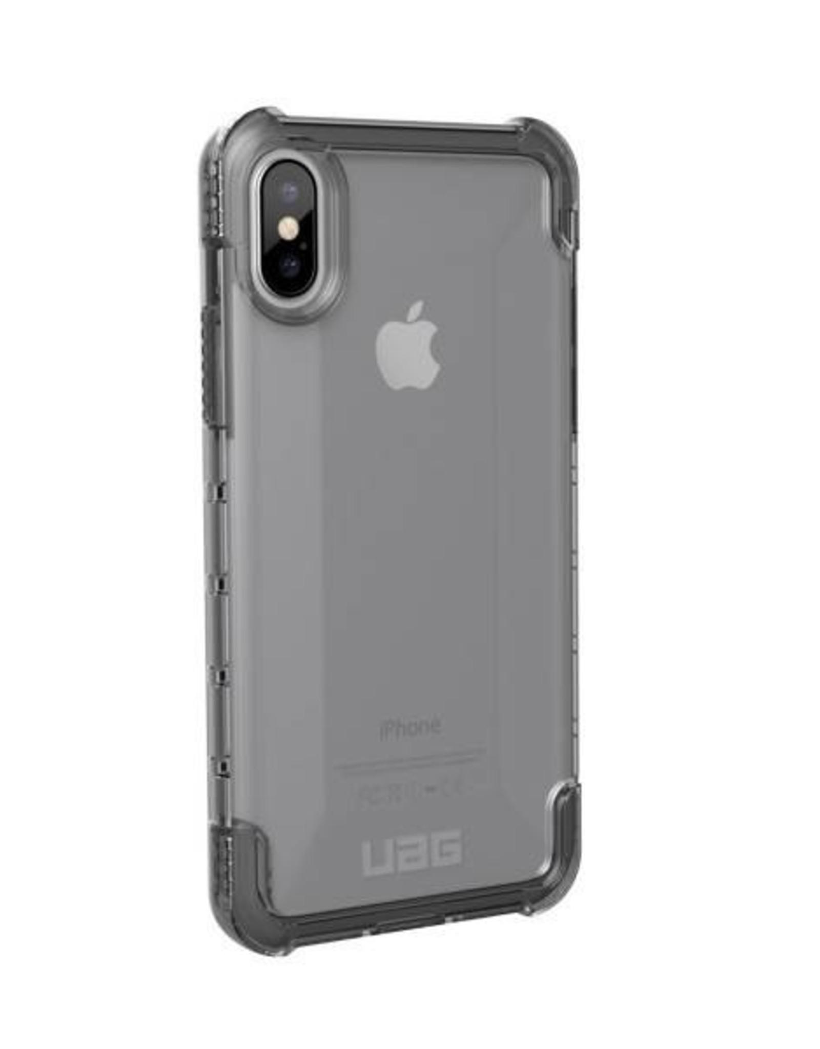 UAG UAG Hard Case iPhone X Plyo Ice Clear