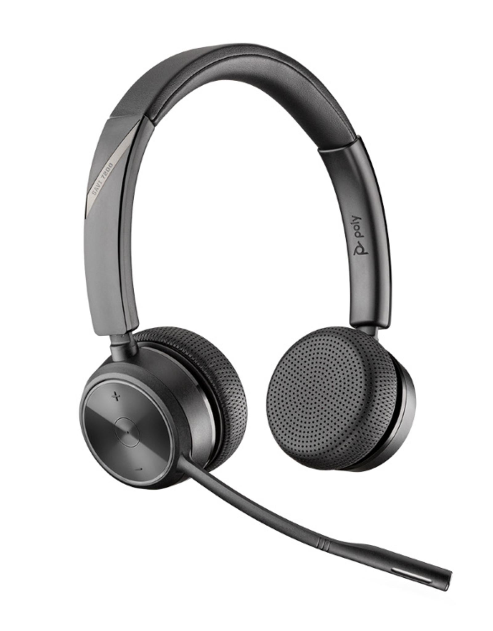 Plantronics Plantronics Savi 7220 - Dect - Stereo Headset
