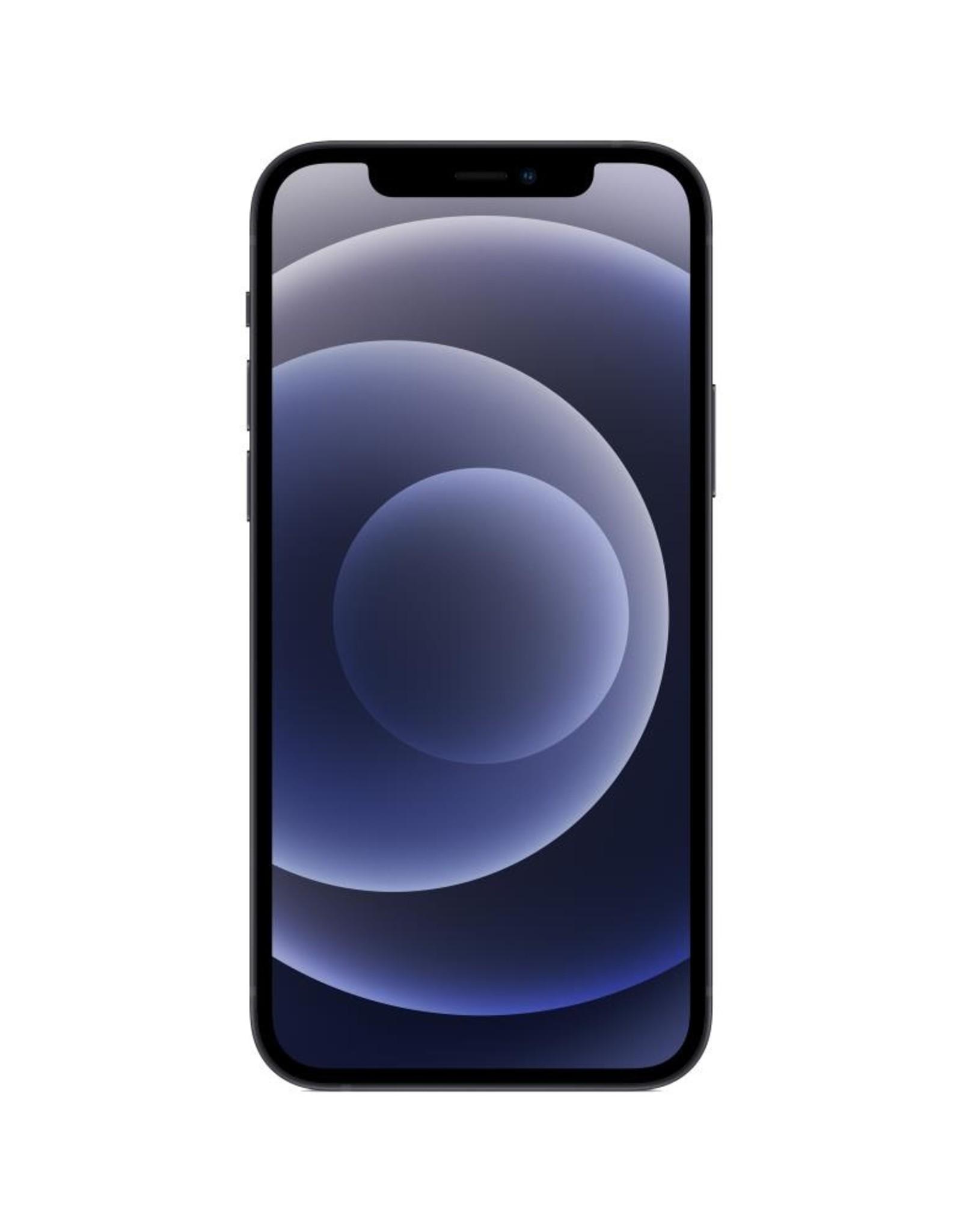Apple iPhone 12 256GB Zwart