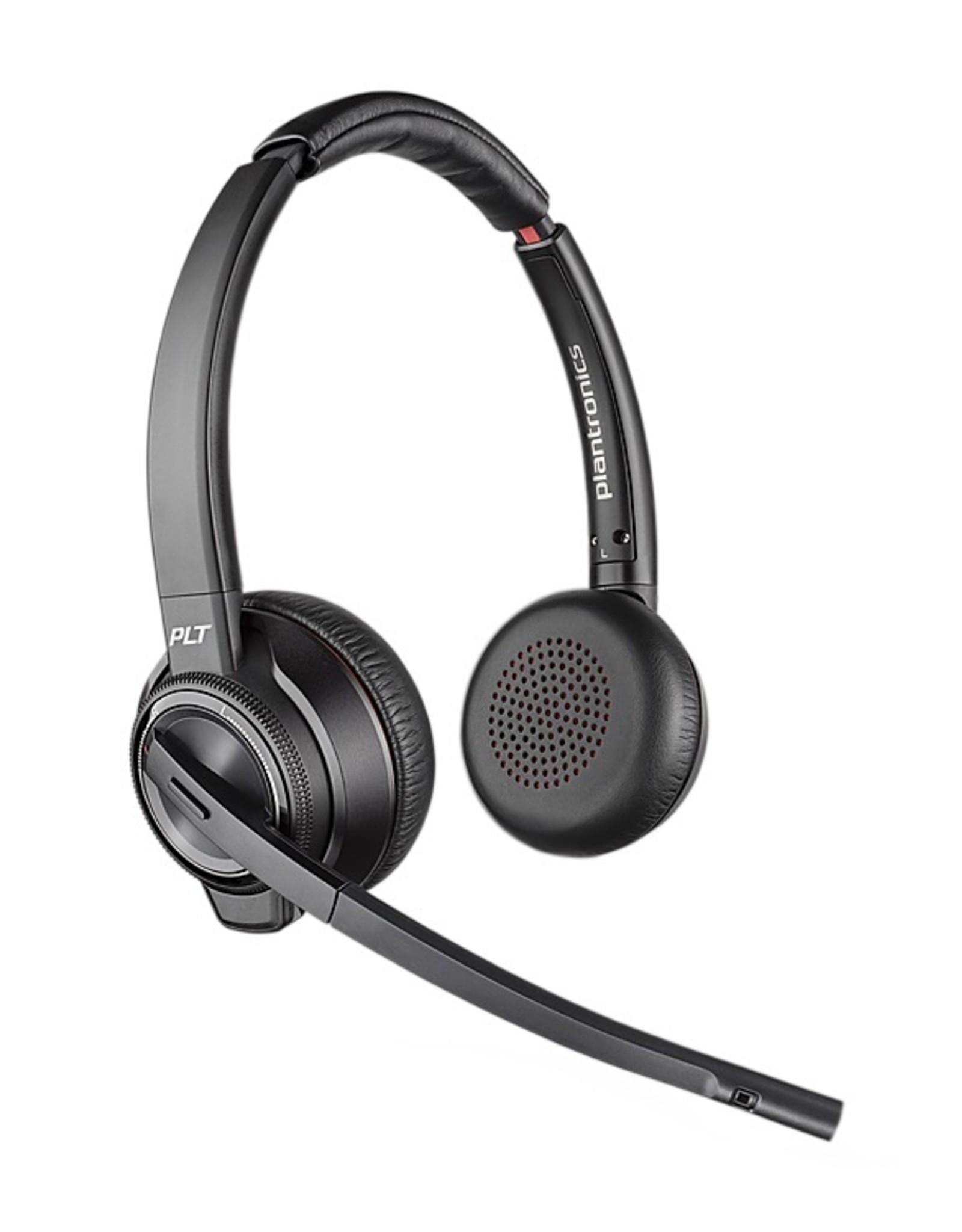 Plantronics Plantronics Savi 8210 - Dect - Mono Headset - Active Noise Cancelling