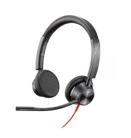 Plantronics Plantronics Blackwire 3320 - Stereo - USB-A