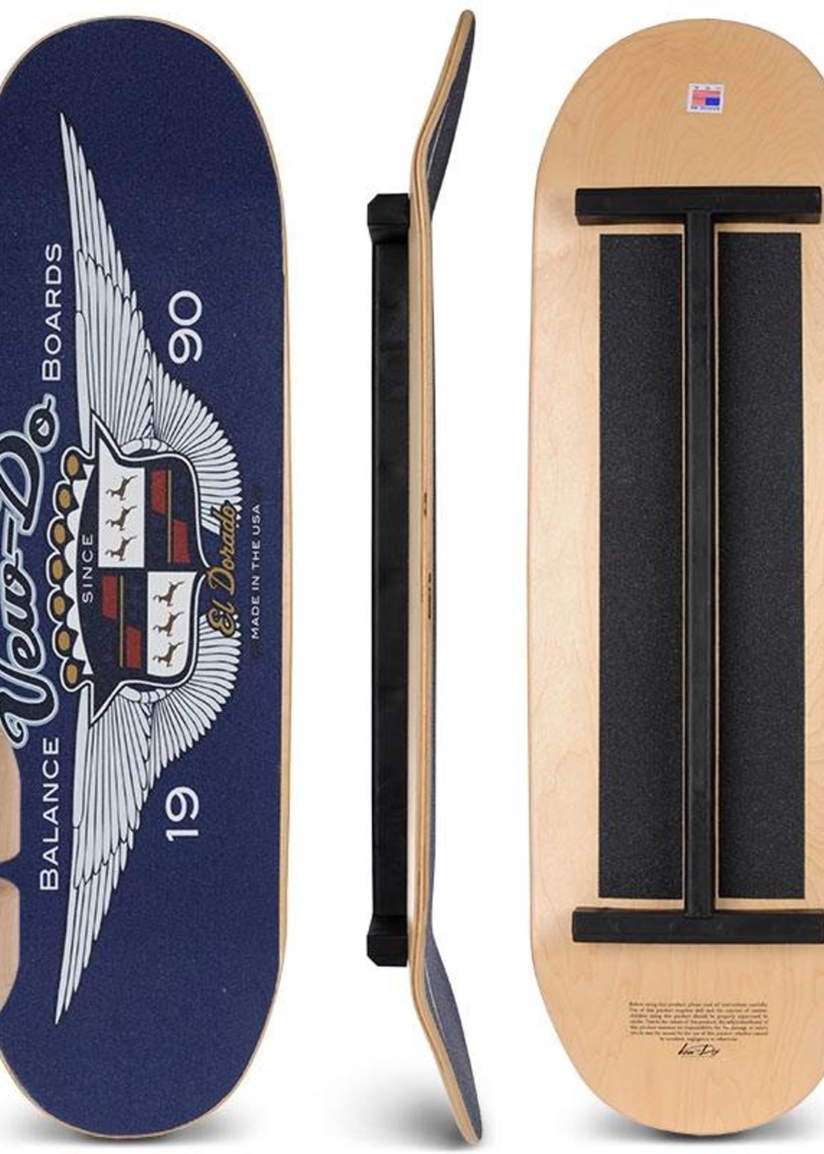 Vew-Do Vew-Do El Dorado Blue Balancetrainer für Fortgeschrittene