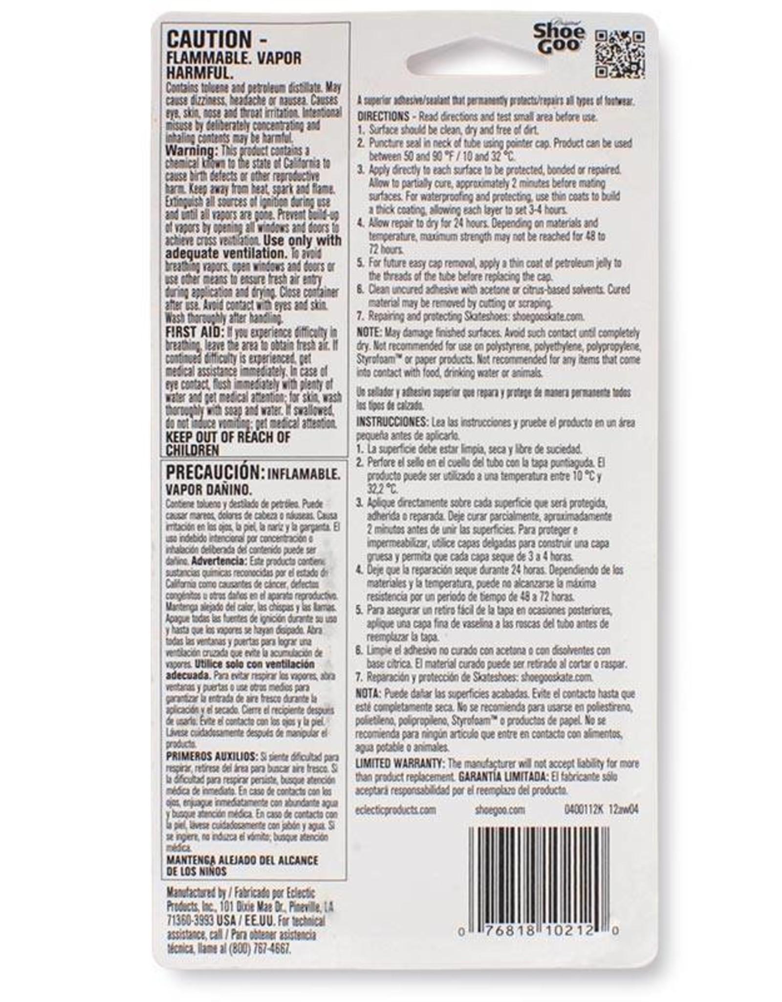 Shoe Goo Shoe Goo Original 110 ml Black Klebstoff Geheimtipp