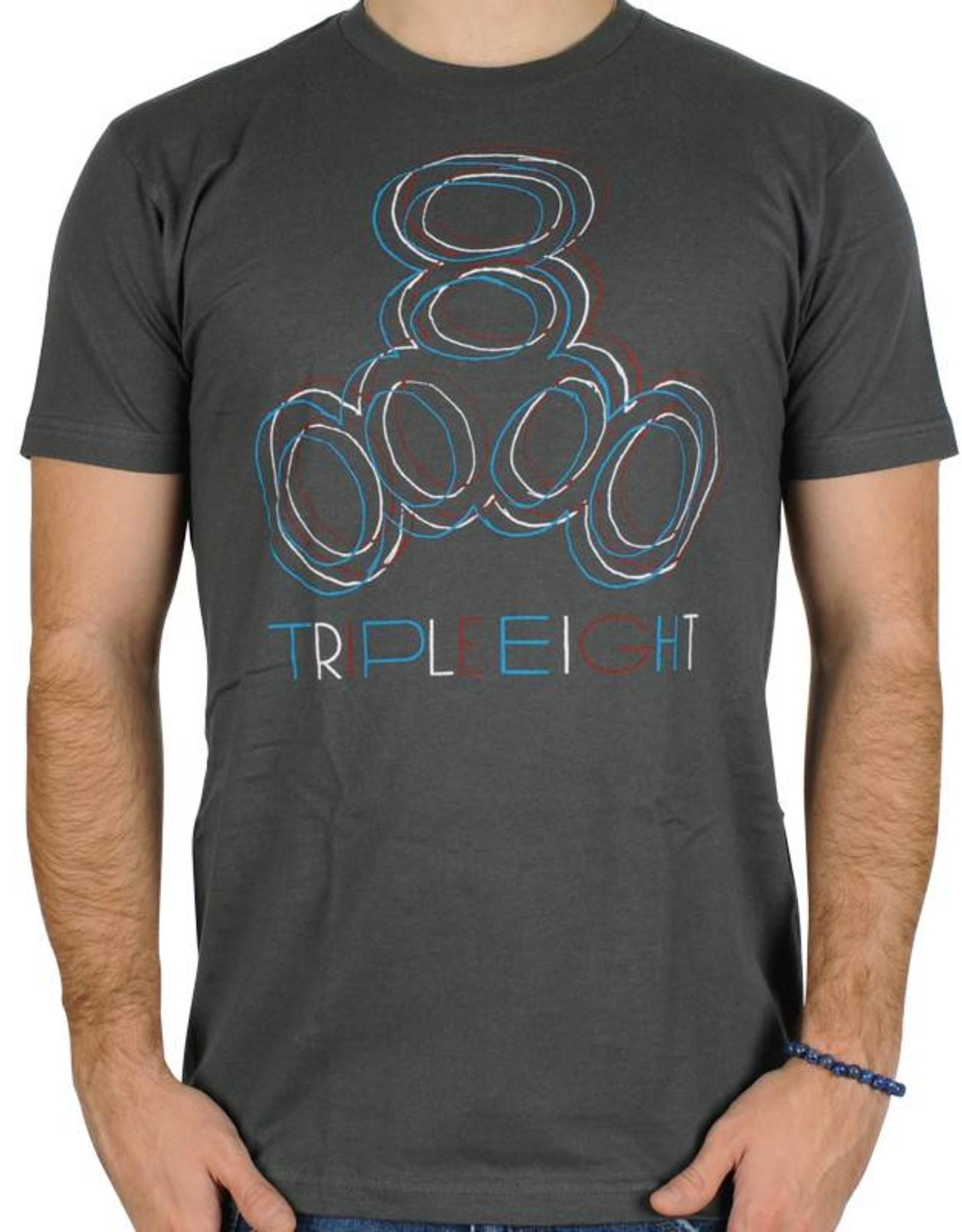 Triple Eight Triple Eight 3D Men's T-Shirt Heavy Metal