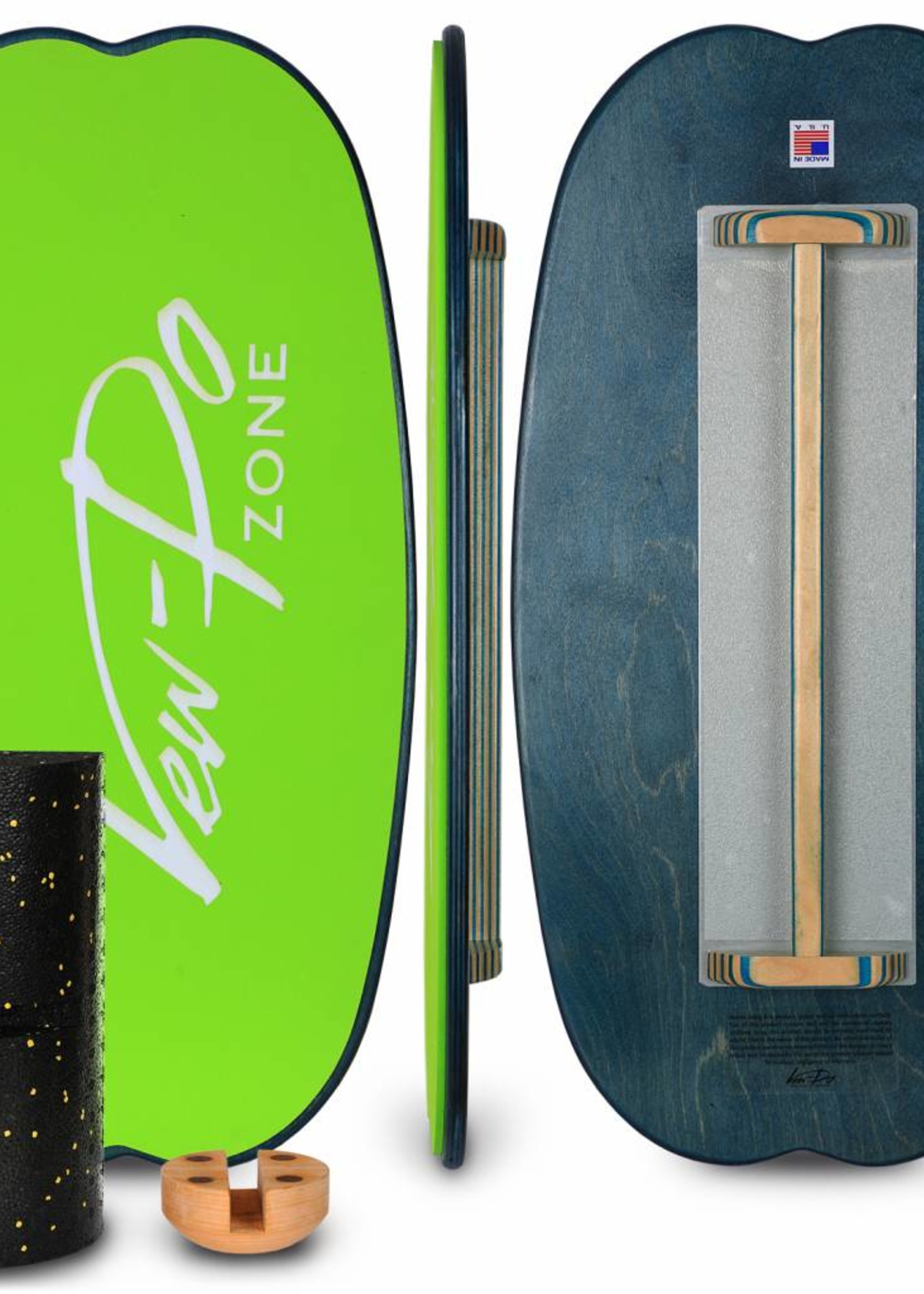 Vew-Do Vew-Do Zone Fitness Balance Trainer Lime/Blue