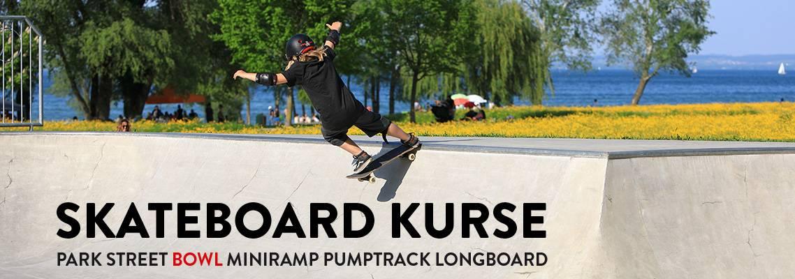 Skateboard Kurse Bowl