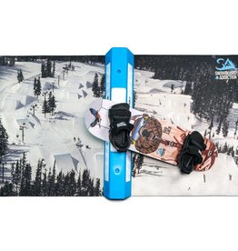Snowboard Addiction Training Mat
