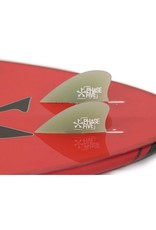 Phase Five Phase Five Nubit FCS Fins Green for Surf Style Boards