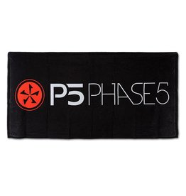 Phase Five Towel P5 Black