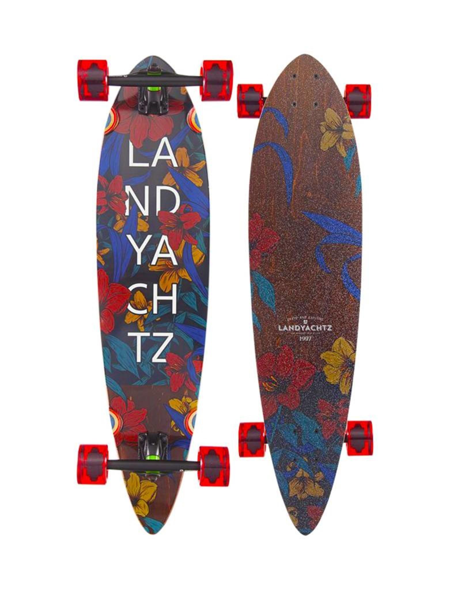"""Landyachtz Landyachtz Maple Chief 36"""" Floral Complete"""