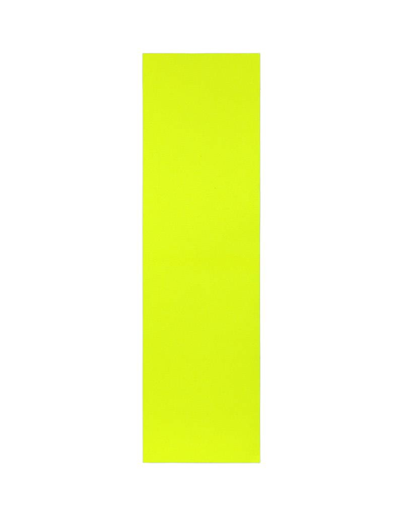 "Vision Street Wear Vision Color Griptape Sheet 9"" x 33"" Yellow"