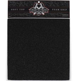 Hammer Tape Foam Grip 36er-Korn Black